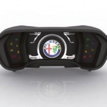 Alfa Romeo 4Cm: al quadro comandi ci pensa MTA