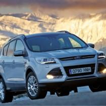 Nuova Ford Kuga: un pieno di tecnologia