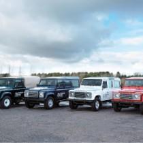 Land Rover Electric Defender: fuoristrada a zero emissioni
